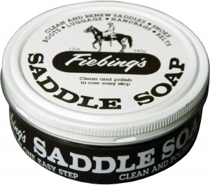 Mydło do skóry Saddle Soap white 100g
