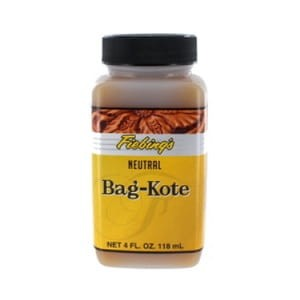 Fiebing's Bag Kote - neutral 4oz.