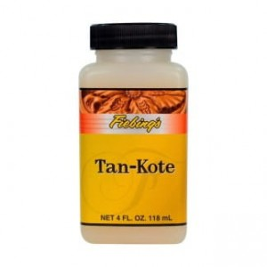 Fiebing's Tan Kote - neutral 4oz.