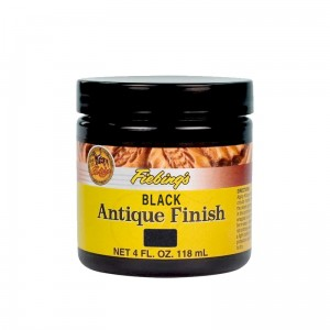 Fiebing's Antique Finish - BLACK 4oz.