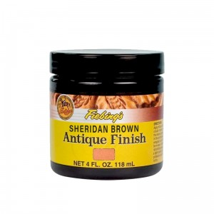 Fiebing's Antique Finish - SHERIDAN BROWN 4oz.